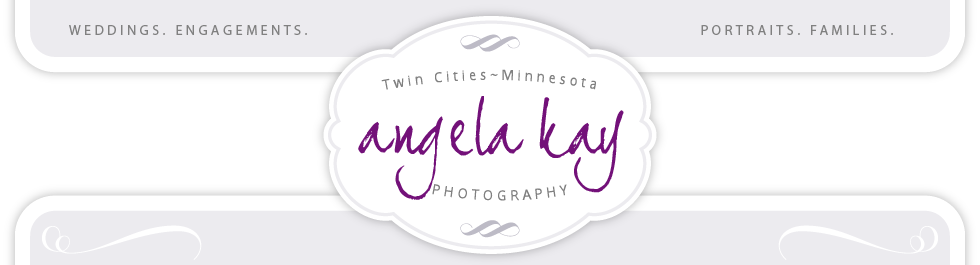 angela kay photography  | logo